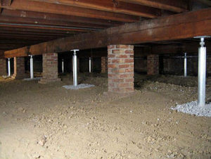 911 Foundation & Roofing reinforcement system is the answer!