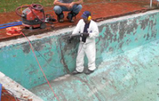 Structural benefits of the pressure epoxy polyurethane process